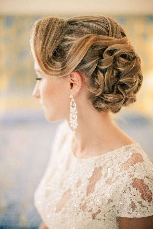 Breathtaking Updo S Style Inspiration Coiffure Mariee Coiffure Mariage Coiffure