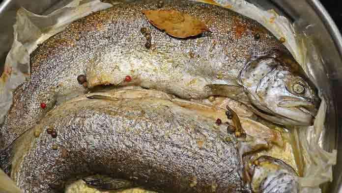 Приготовления Рыба с рецепты фото голец just the function