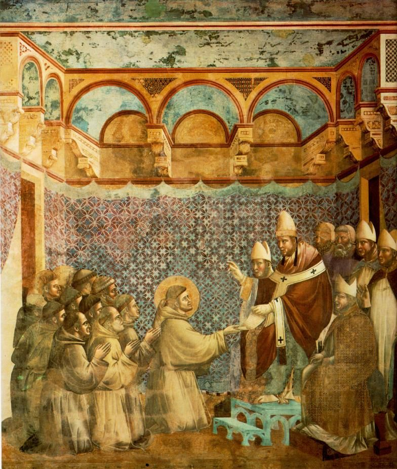 Image Detail For File Giotto Legend Of St Francis 07