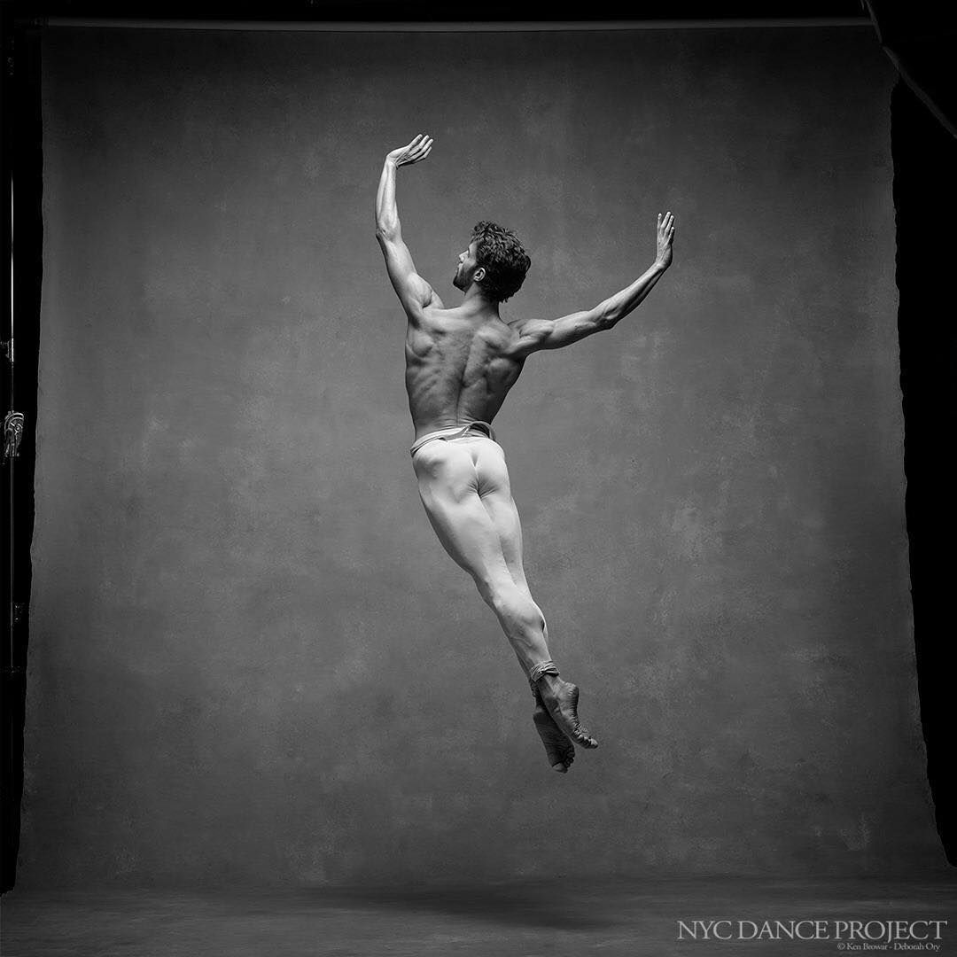 p-ointeshoes | Male dancer, American ballet theatre