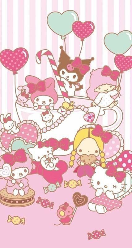 キキララ ピンク