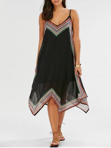 GET $50 NOW | Join RoseGal: Get YOUR $50 NOW!http://m.rosegal.com/bohemian-dresses/handkerchief-hem-bohemian-cami-dress-1116532.html?seid=8595821rg1116532