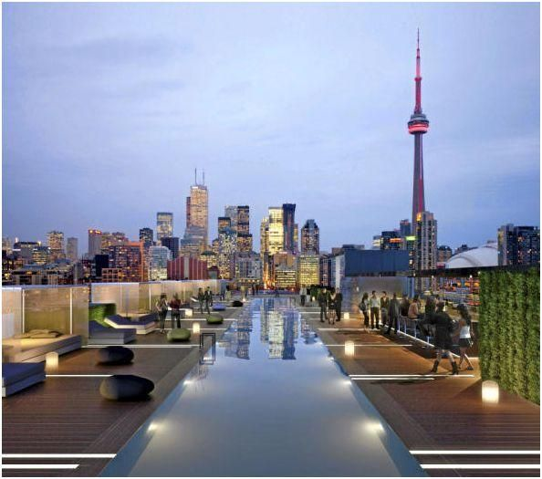 View from King West Residences Toronto | New condo, Best ...
