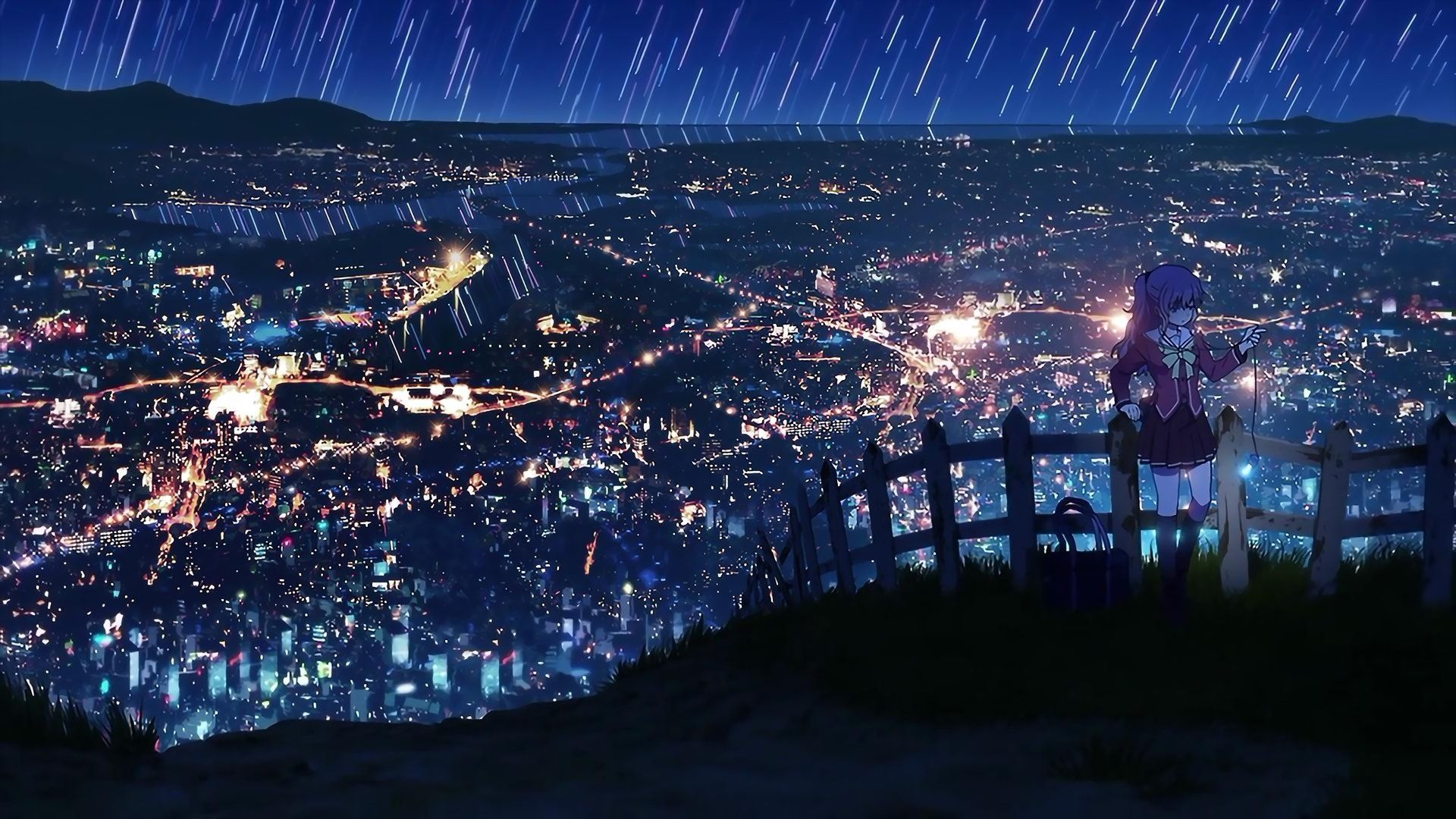 30 Wallpapers De Anime Para Otakus Full Hd Paisajes Anime Fondos De Pantalla Pc Fondo De Pantalla De Anime