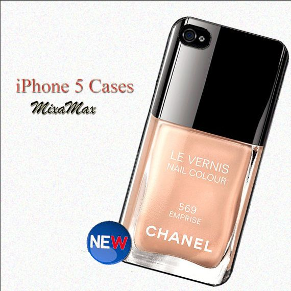 Gift Ideas Pink Chanel Case iPhoneiPhone 5 CaseP37Le by MixaMax ...