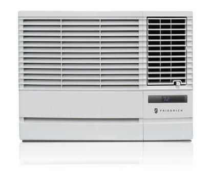 CP15G10A 15 000 BTU Window Air Conditioner with 11.2 EER Multiple Speeds Expandable Side Curtains