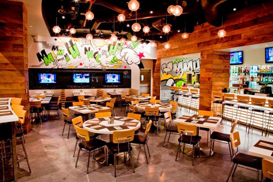 Munchbar Caesar S Palace Vegas Restaurants Las Vegas Las Vegas Restaurants