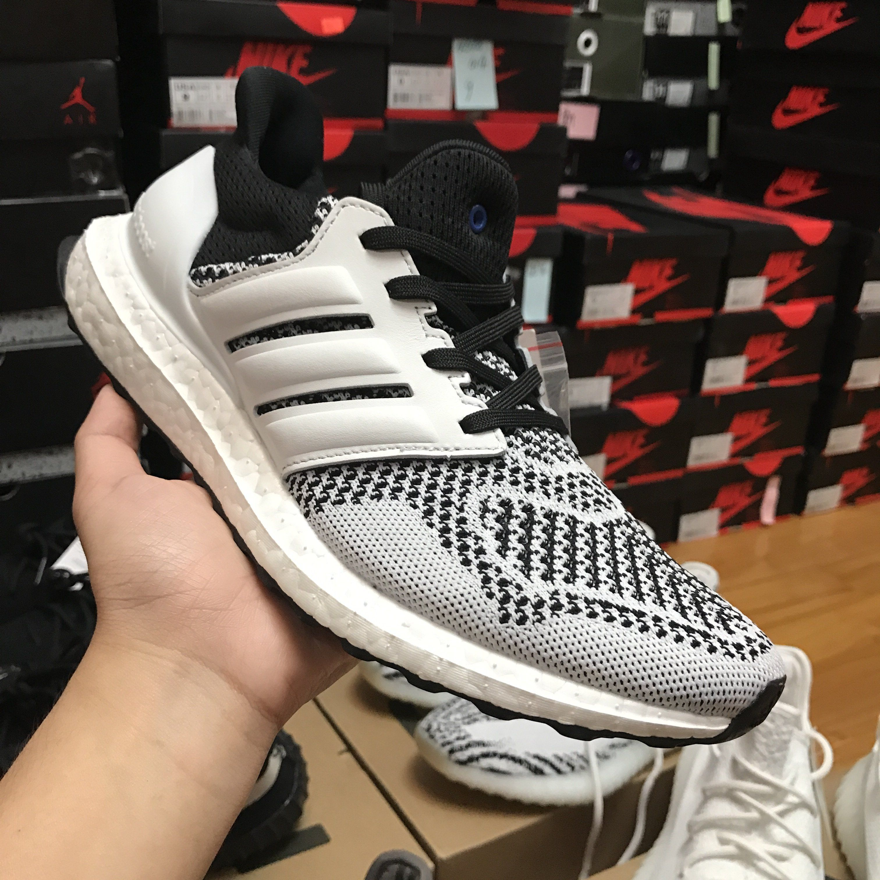 buy popular 104f3 e11e6 Adidas Ultra Boost SNS Tee Time AF5756