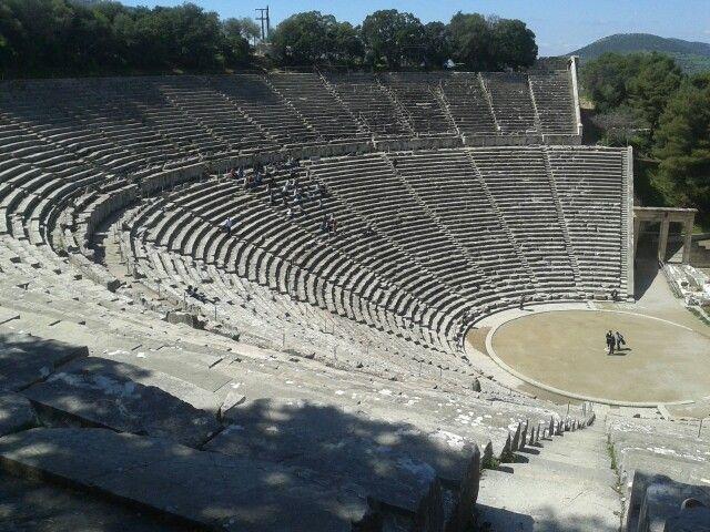 Epidauro-Grecia