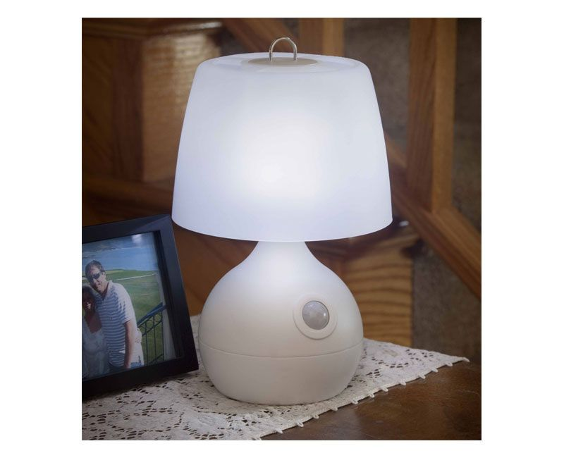 Battery Operated Motion Sensing Light Led Cordless Table Lamps Battery Operated Table Lamps Cordless Lamps