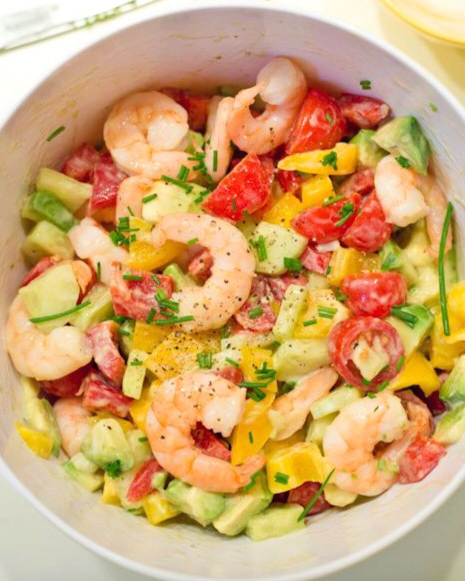 Recette minceur salade grecque de tomates avocats et for Ver mangeur de salade
