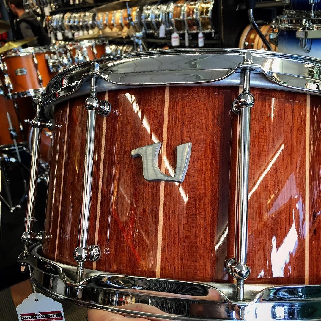 Such A Gorgeous Drum Unixdrumsca Stave Bubinga Drums Drumporn