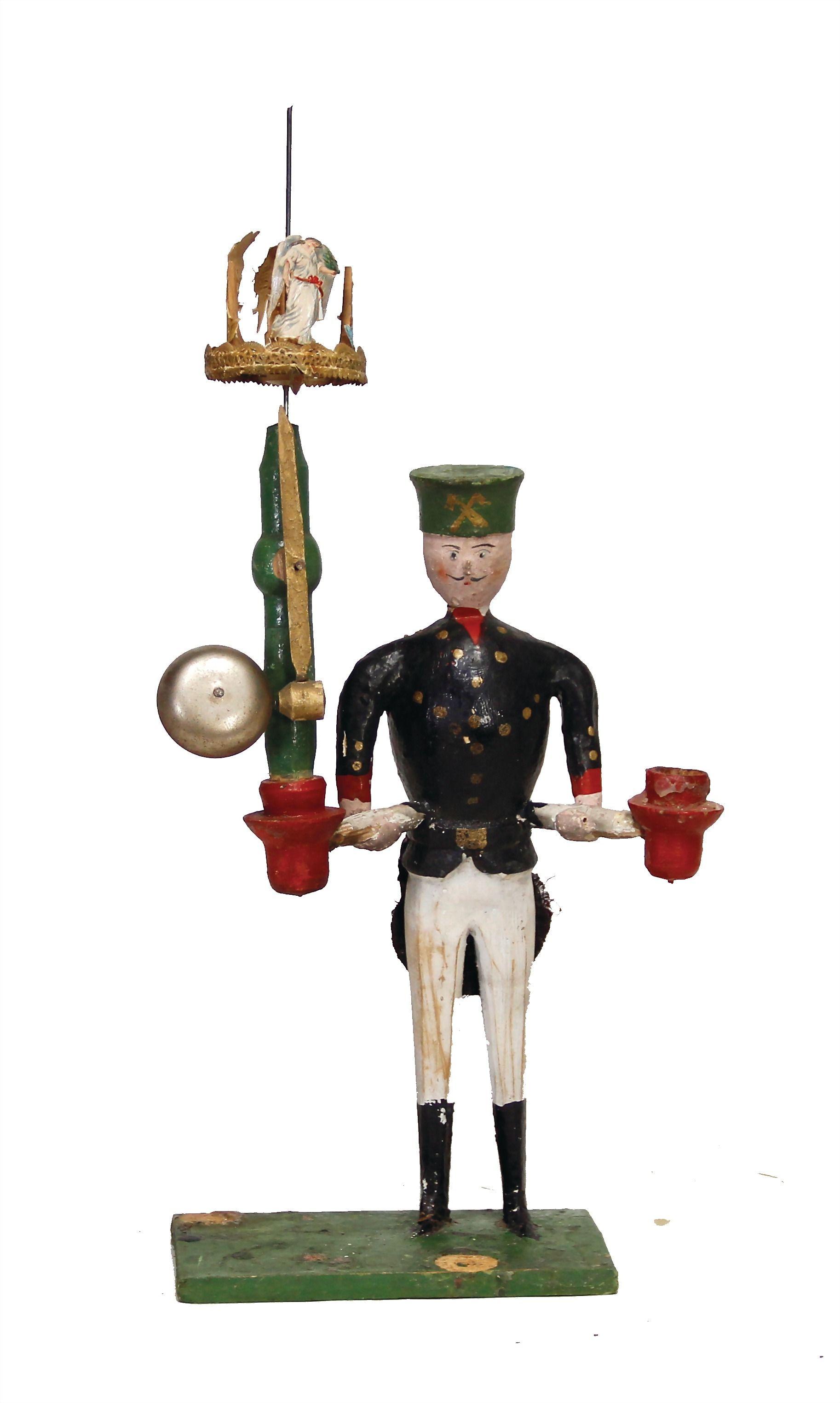 Ladenburger Spielzeugauktion   Holzfiguren, Erzgebirge