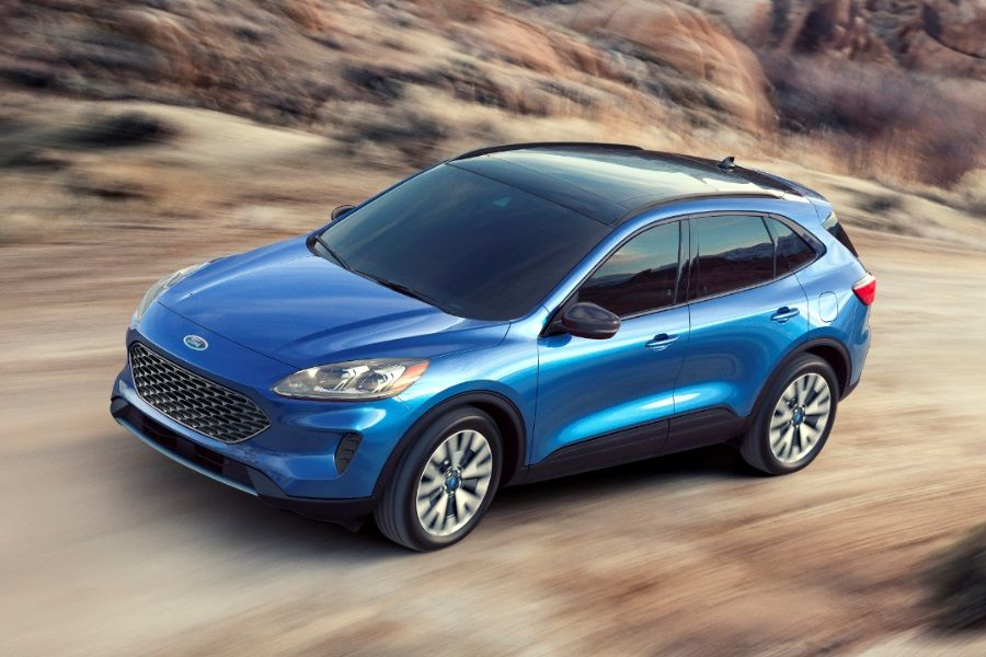 2020 Ford Escape Hybrid Coming To Australia Man Of Many Ford Escape Small Suv Ford Mustang Shelby