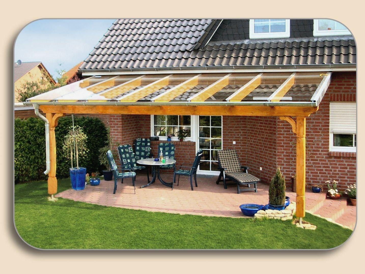 Design 45 Zum Terrassenuberdachung Freistehend Holz Selber Bauen Uberdachung Terrasse Garten Planen Terrassenuberdachung