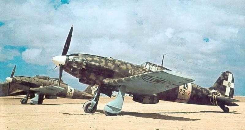 Macchi-Castoldi MC-202 Folgore