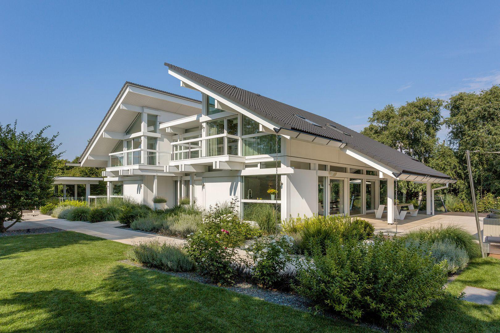 Ausstellung Eigenheim & Garten HUF Musterhaus