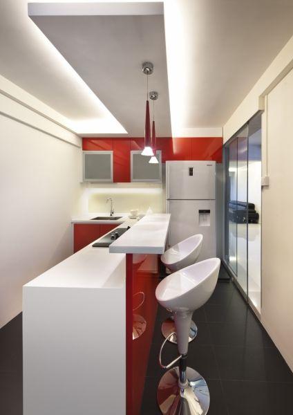 Small Kitchen Design Ideas Singapore interior design for singapore hdb: interior designer made sure
