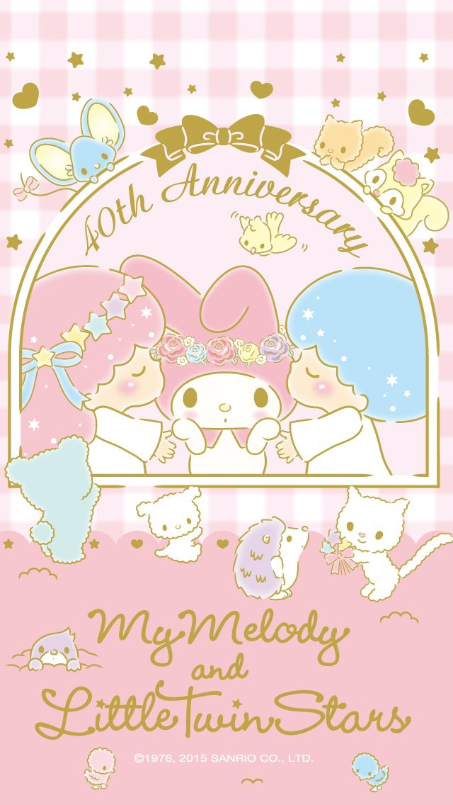 Little Twin Stars My Melody