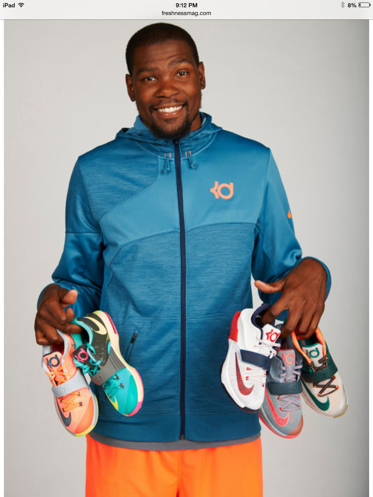 83f870113a27 All of the Kd 7 kids carnival pack shoes along with the maker ...