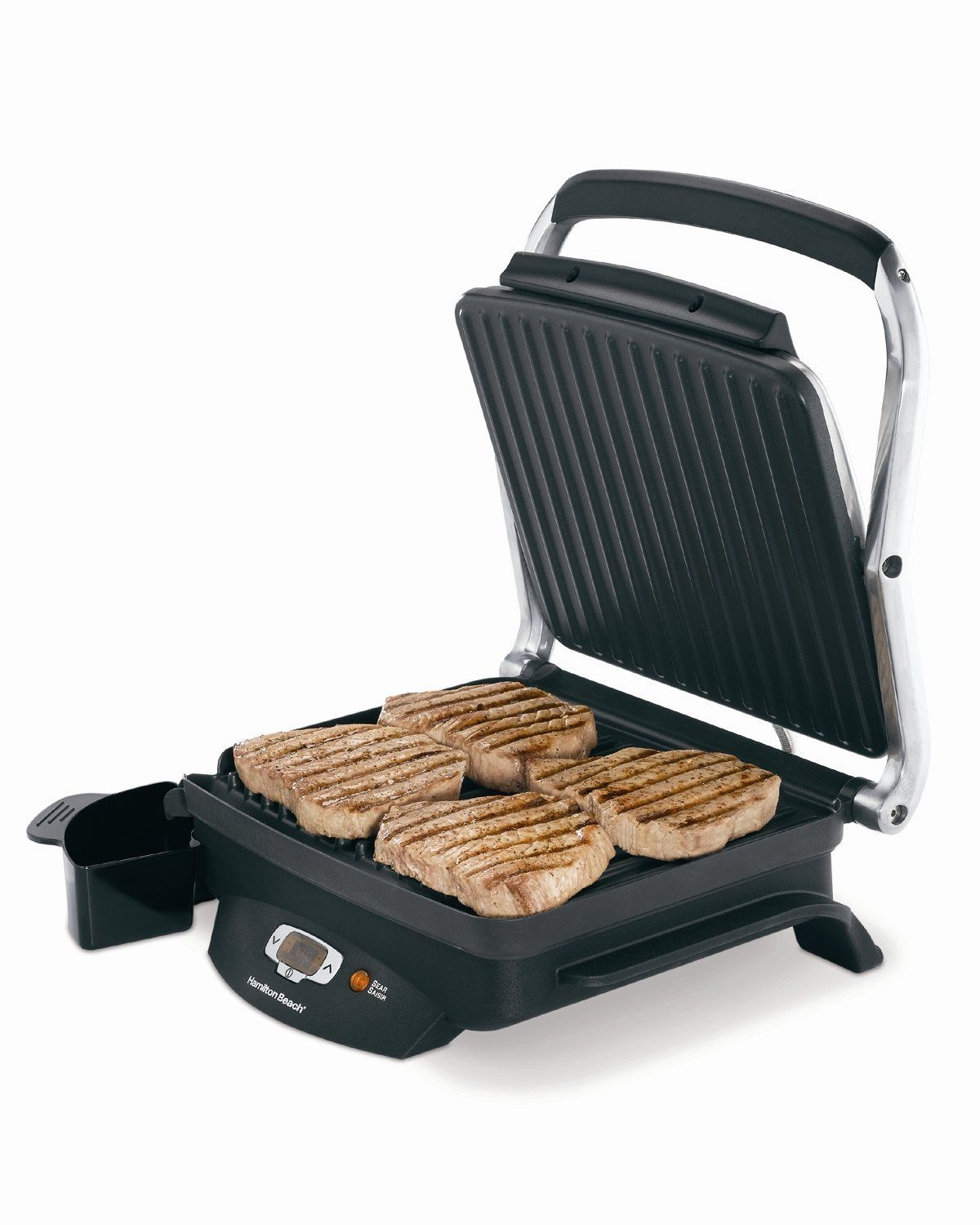 Indoor Electric Grill Searing BBQ Grills Small Kitchen Appliances Hamilton Beach