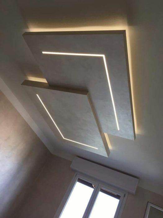 False Ceiling Hdb Home Decor double height false ceiling ...