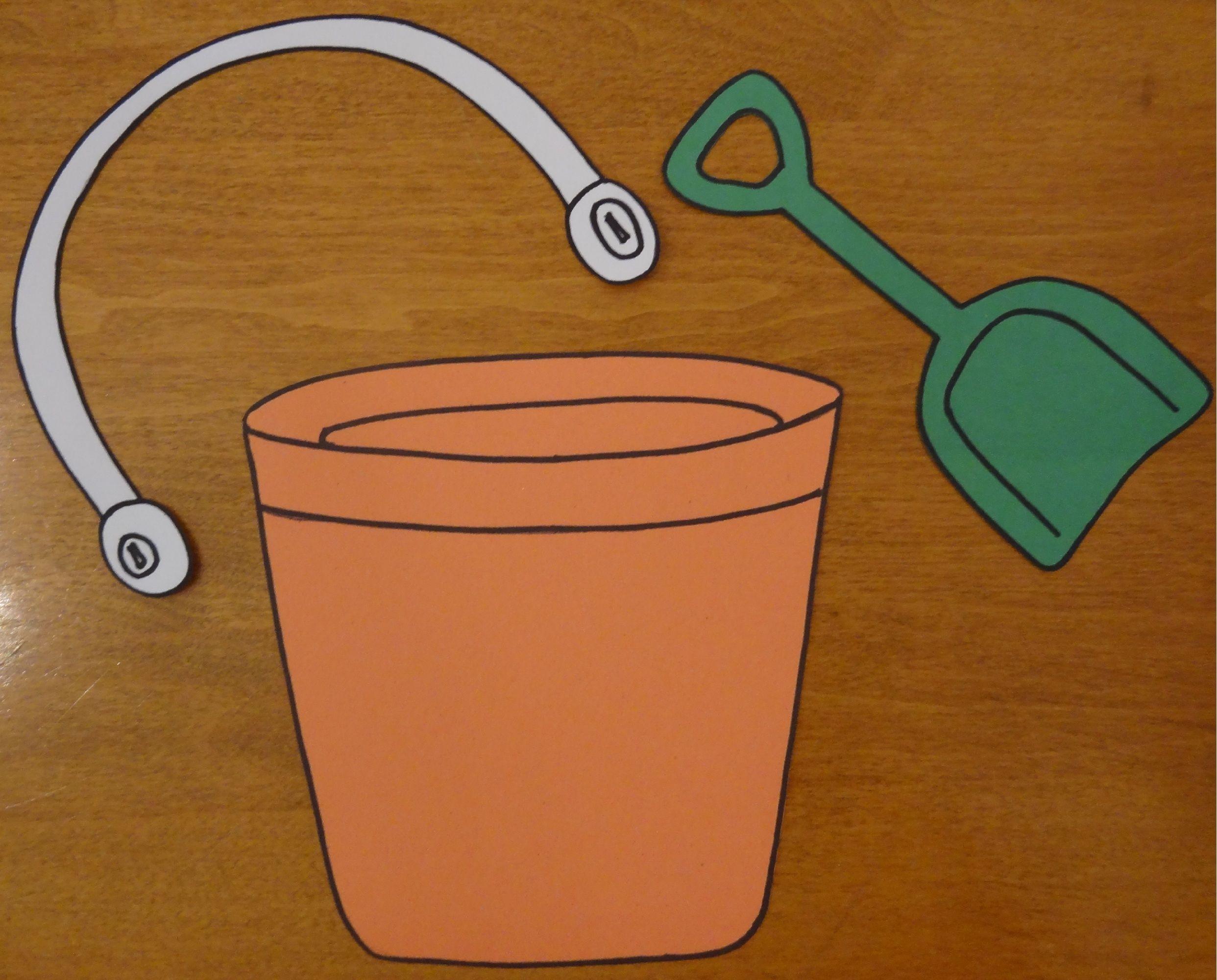 Bucket Fillers Printables