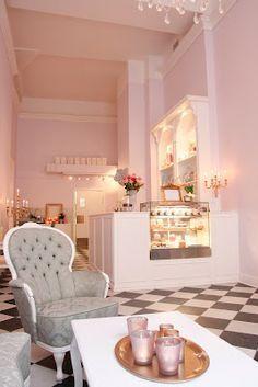 Christina 39 S Patisseries Idees De Decoration Interieure Interieurs De Restaurants Deco Salon