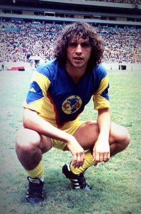 """DANIEL ALBERTO """"EL RUSO"""" BRAILOVSKY - Club América #23"""