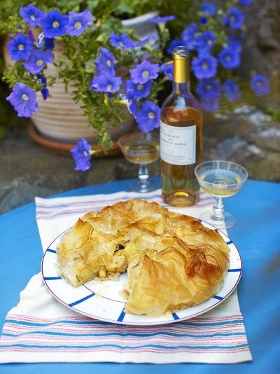 croustade apple tart recipe tarts jamie oliver and