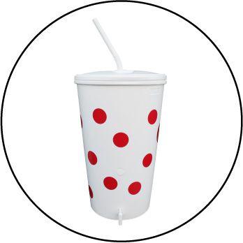 regenwater ton R-CUP van Xala