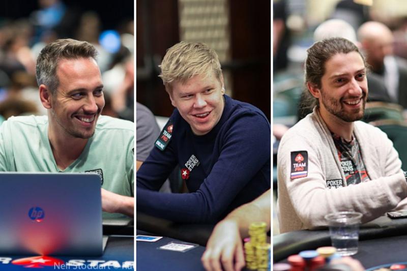 Big wins for Lex, Spraggy and Igor Poker rules, World