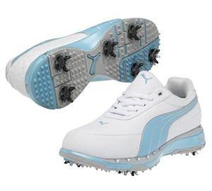 100 - Puma FAAS Trac Women s Golf Shoe - White Capri http   www ... f106a44bc3