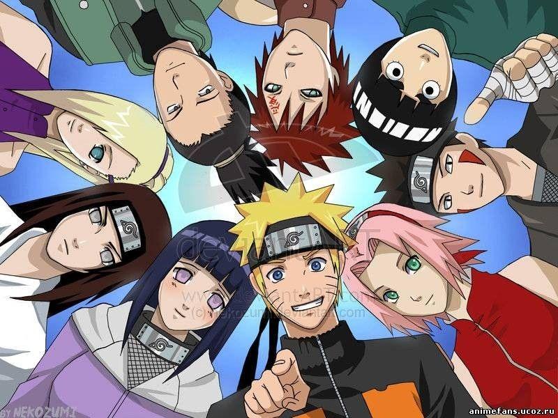 Naruto Shippuuden - naruto-shippuuden Wallpaper