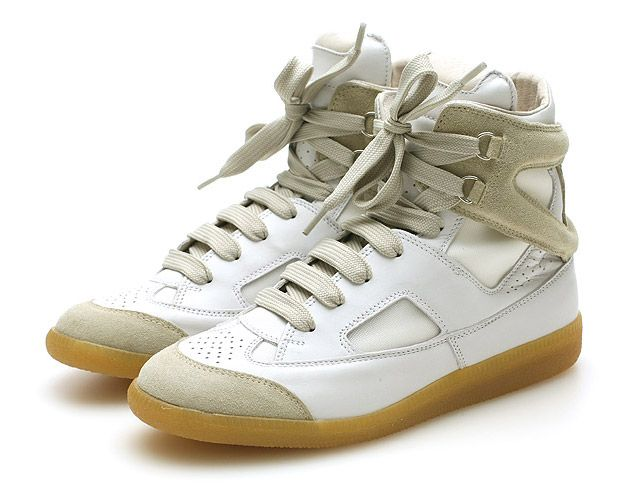 f9e471eea1c Maison Martin Margiela High-Top Sneaker | shoes | Margiela sneakers ...