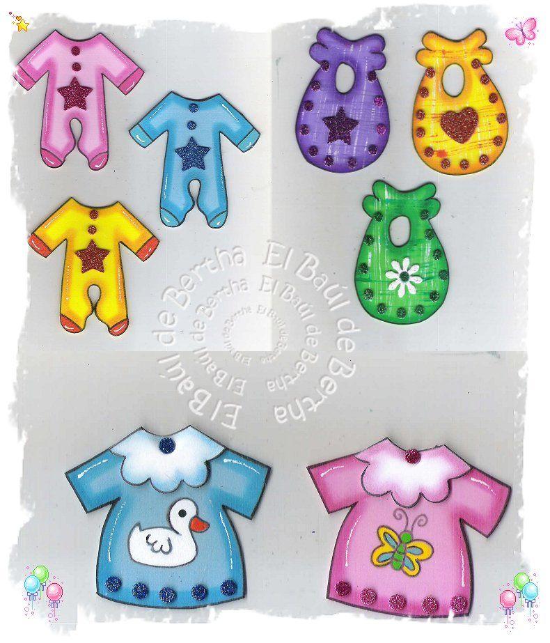 Chambritas para Bebé en Foamy Mameluco, Babero y Blusita | Baby ...