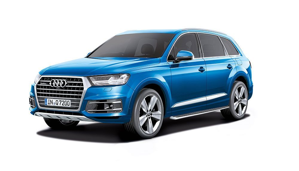 Audi Q7 Audi A4 Lifestyle Editions Launched Audi Q7 Audi A4 High Performance Cars