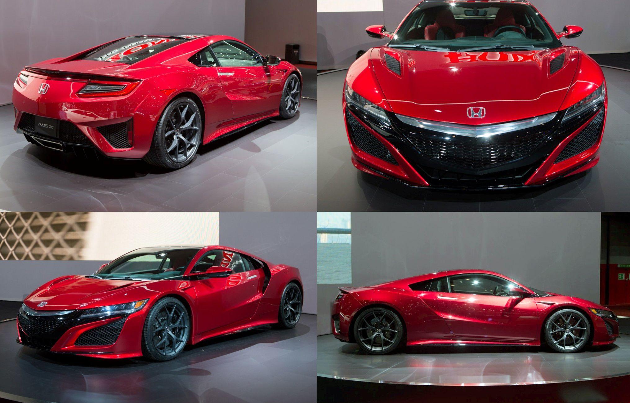 HONDA NSX 2015   Honda nsx 2015, Nsx, Honda