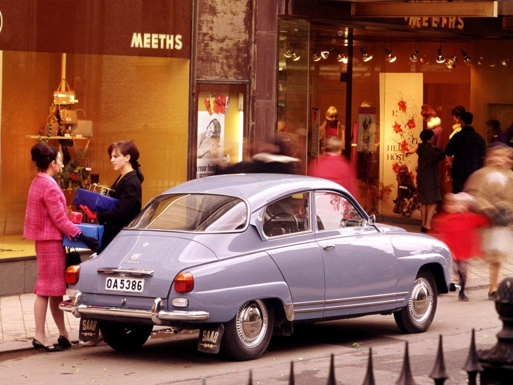 Pin By Luigi Sala On Cars Old And Classic Classic Cars Saab Automobile Saab