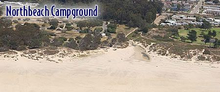 Northbeach Campground - California State Parks of the San Luis Obispo Coast