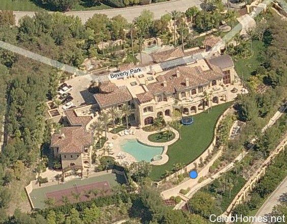Eddie Murphy S House Beverly Hills Revealed Celebrity