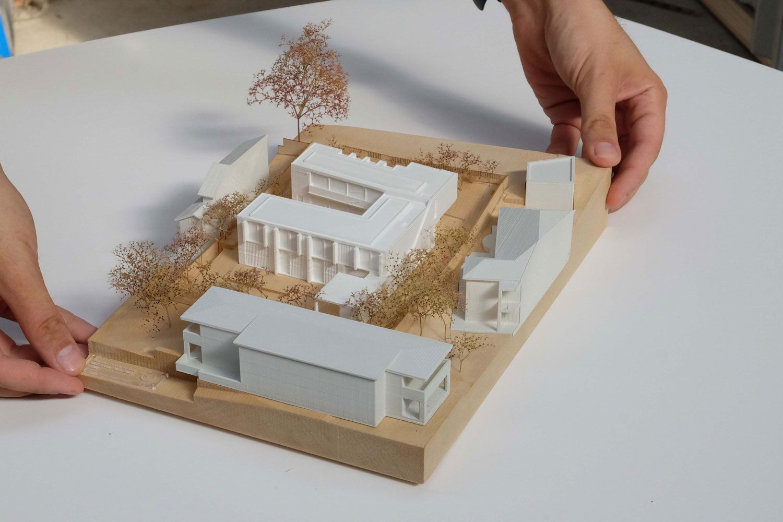 Make models interview d d architecture model