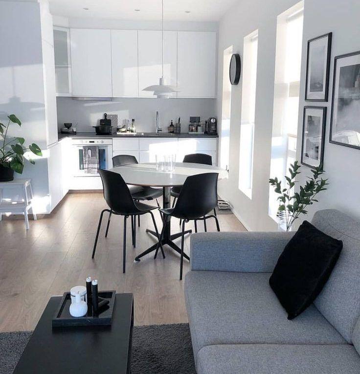 J Espere Que Vous Passez Une Bonne Journee Ici Nous Avons 2 Enfants A La Maison Malade Apartment Interior Small Apartment Design Comfy Living Room Design