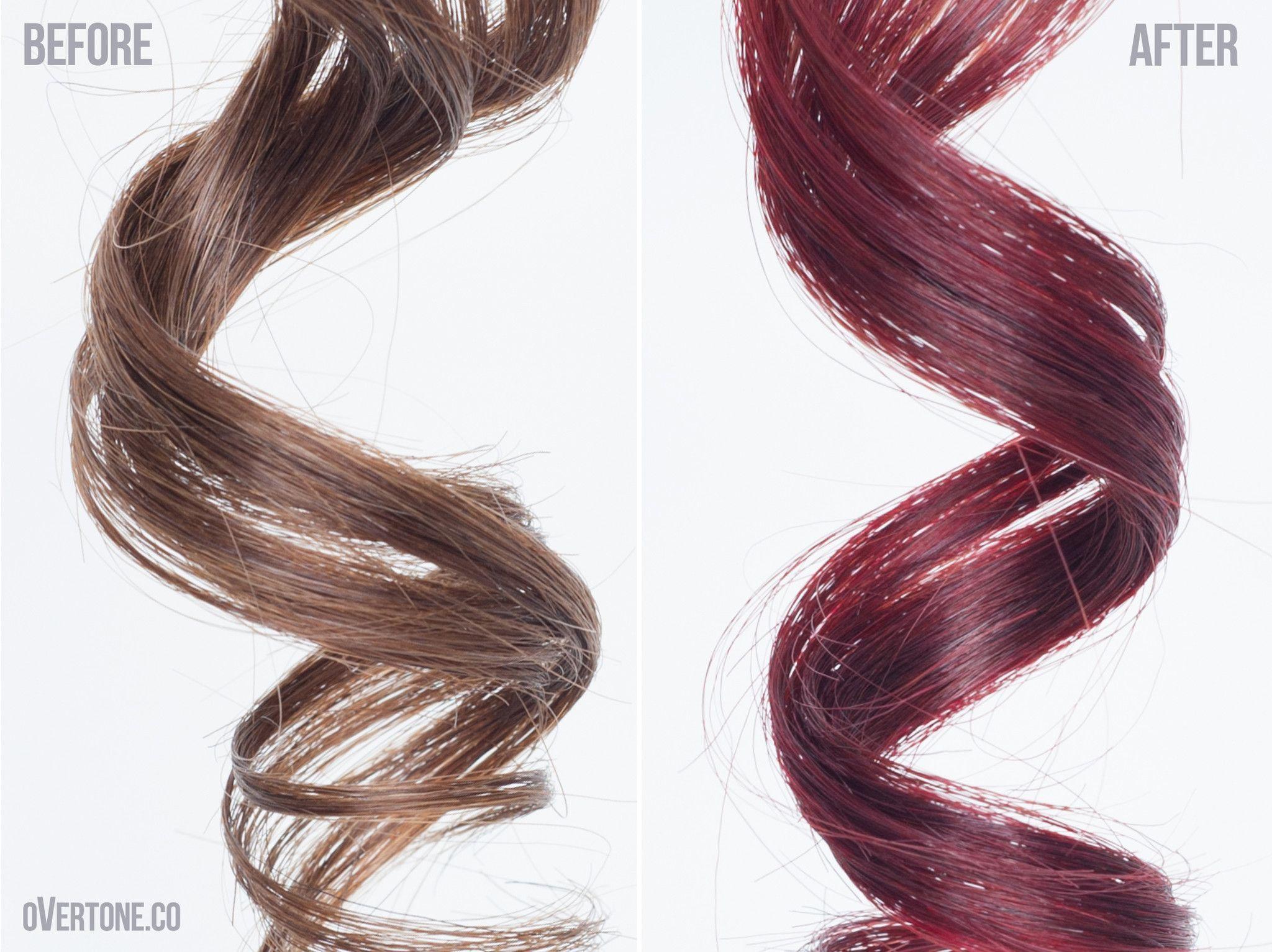 Extreme Red Complete System Orange Hair Dye Hair Color Orange