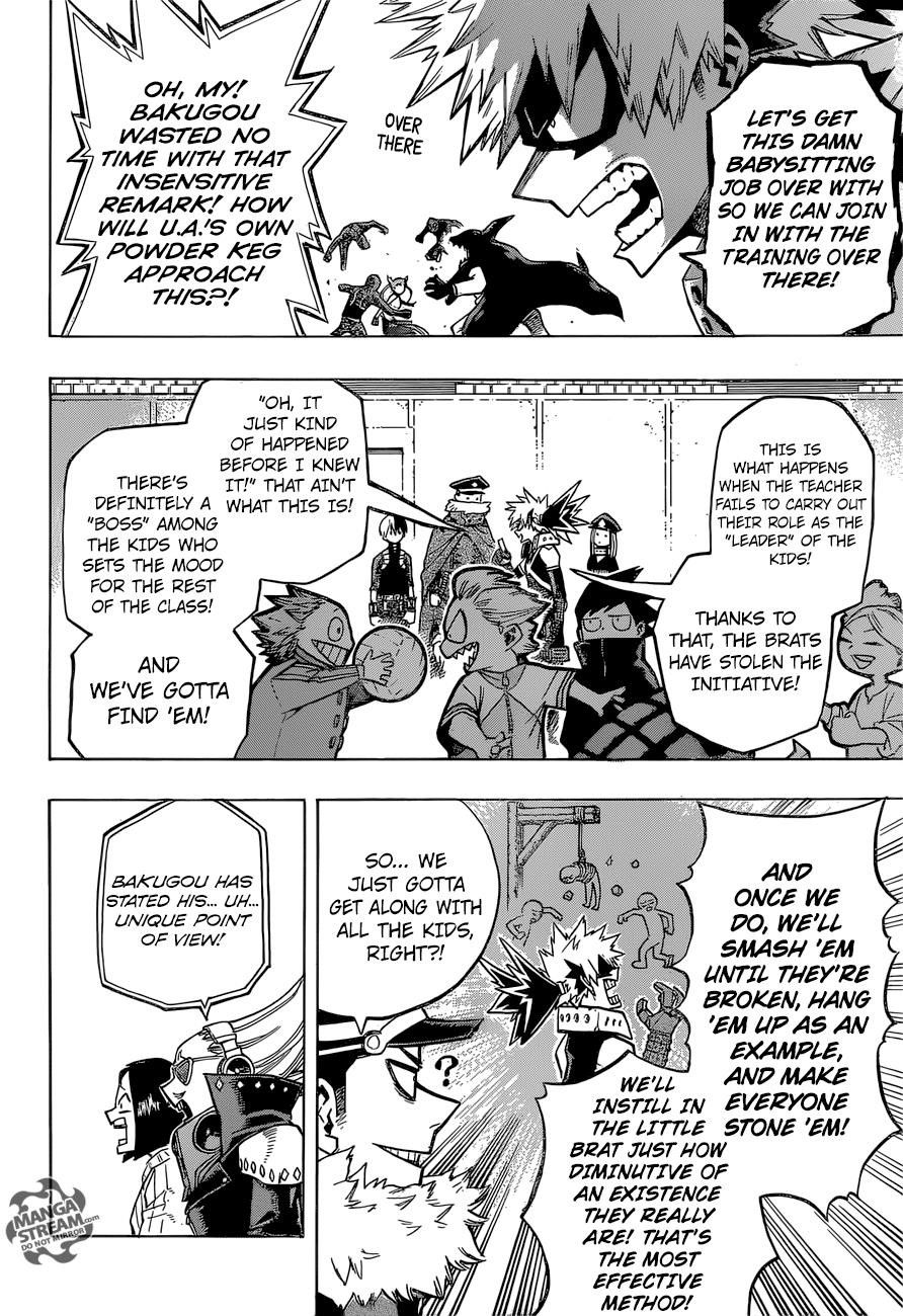 Potential Issues With Season 4 Bakuguo S Character Development No Spoilers Bokunoheroacademia
