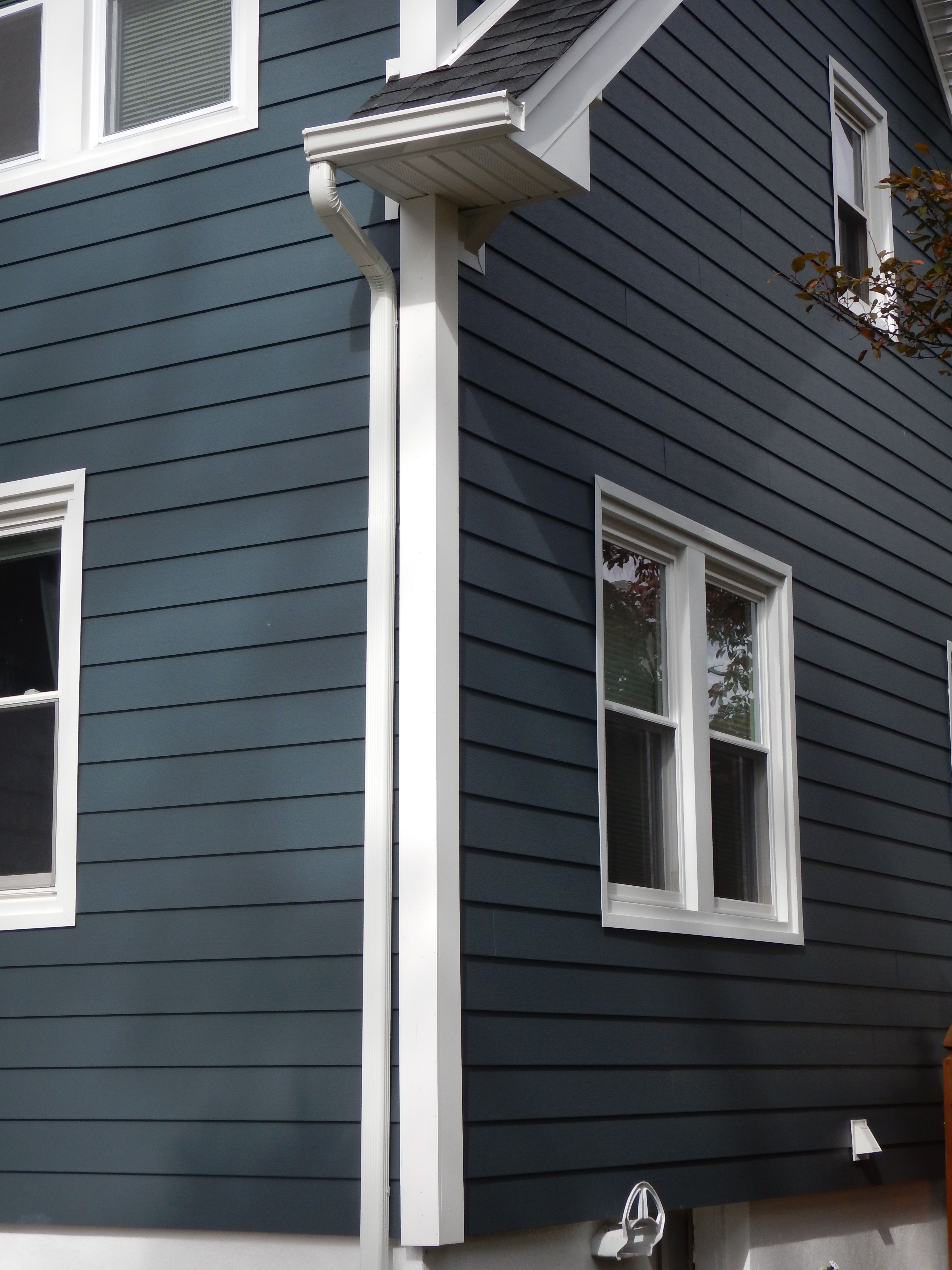 After Installation Of Royal Celect Siding By Royal Building Products In Bergen County Nj Your House Become More B House Cladding Siding Companies Vinyl Siding