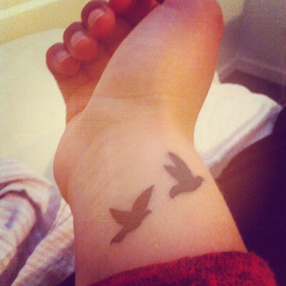 Two Birds Tattoo Bird Tattoo Wrist Small Bird Tattoos Two Birds Tattoo