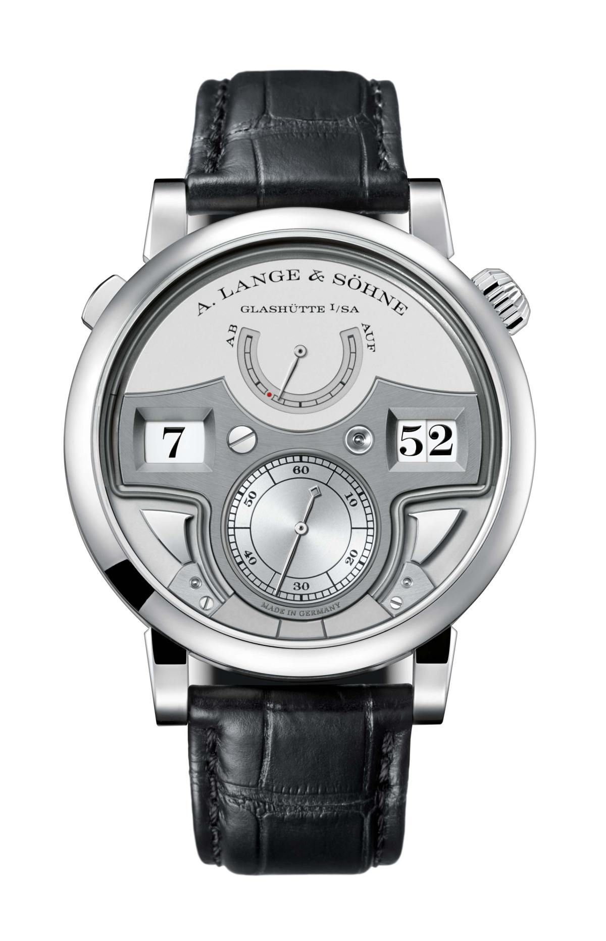 The Jargon Buster: A. Lange & Söhne