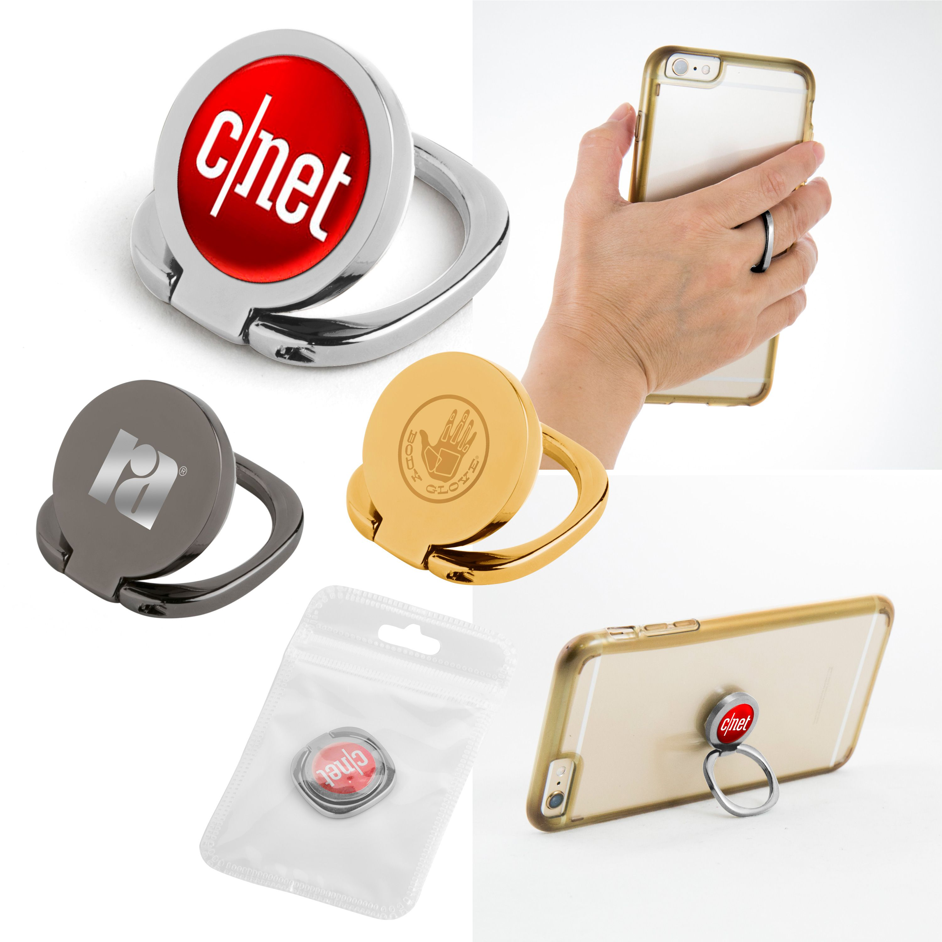 Infinite phone ring wholesale promotional products
