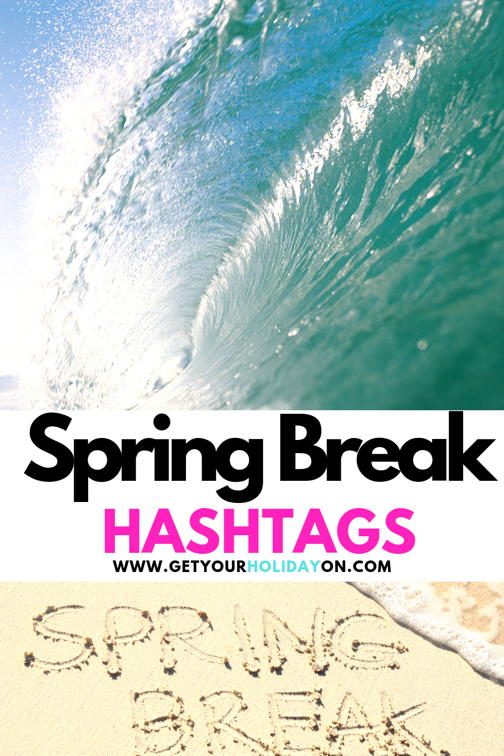 Hashtag Pool Float | Pool floats, Cool pool floats, Cool pools |Spring Break Hashtag